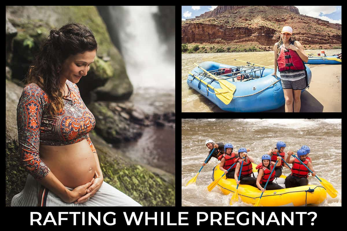 Can You White Water Raft While Pregnant
