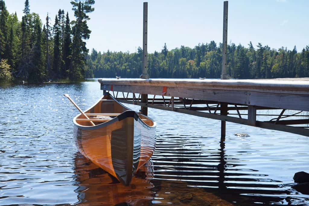 How Much Does a Kevlar Canoe Weigh?