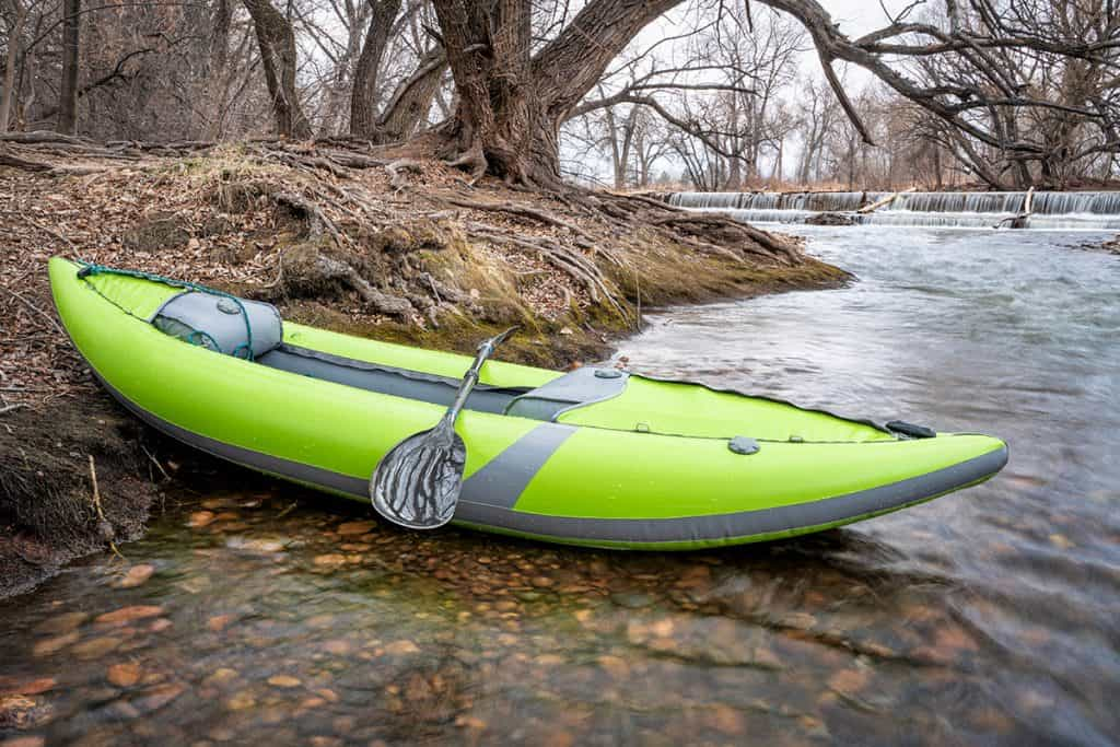 Different Types of Inflatable Kayaks