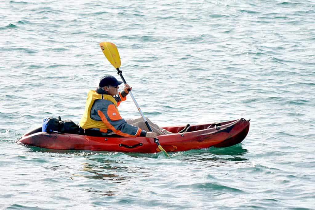 Different Types of Kayaks - Sit-On-Top