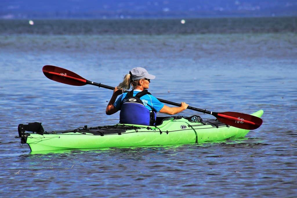 Different Types of Kayaks - Touring