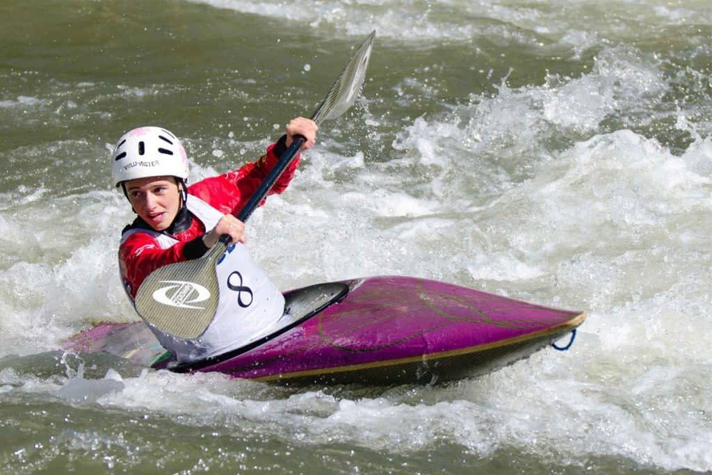 Different Types of Kayaks - Whitewater