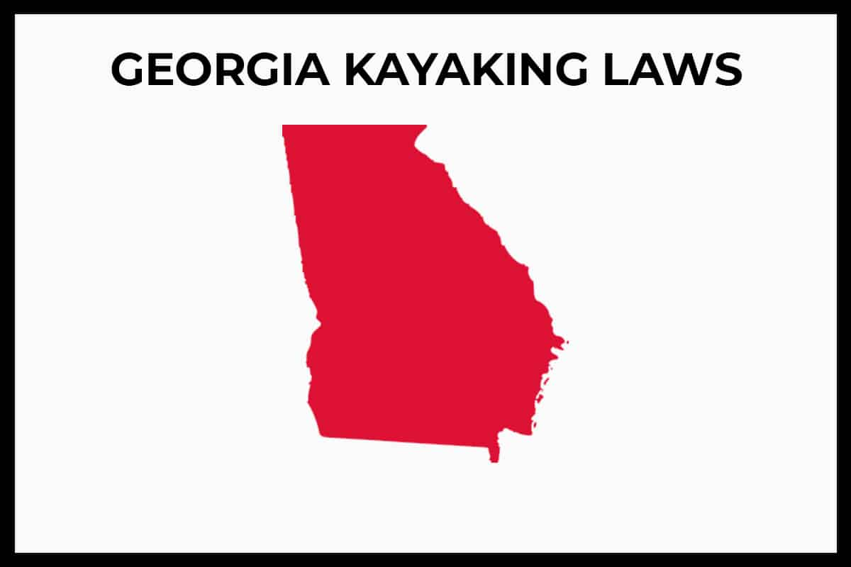 Georgia Kayaking Laws -Rules and Regulations