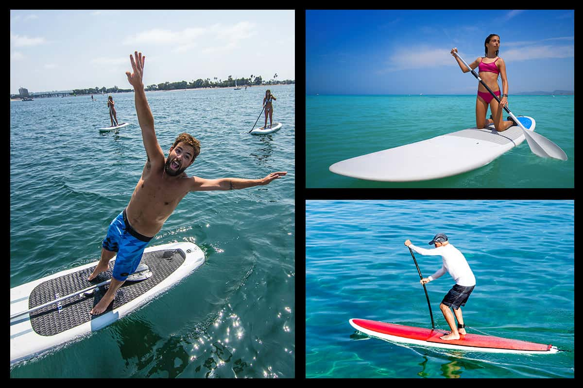 How Hard is Paddle Boarding