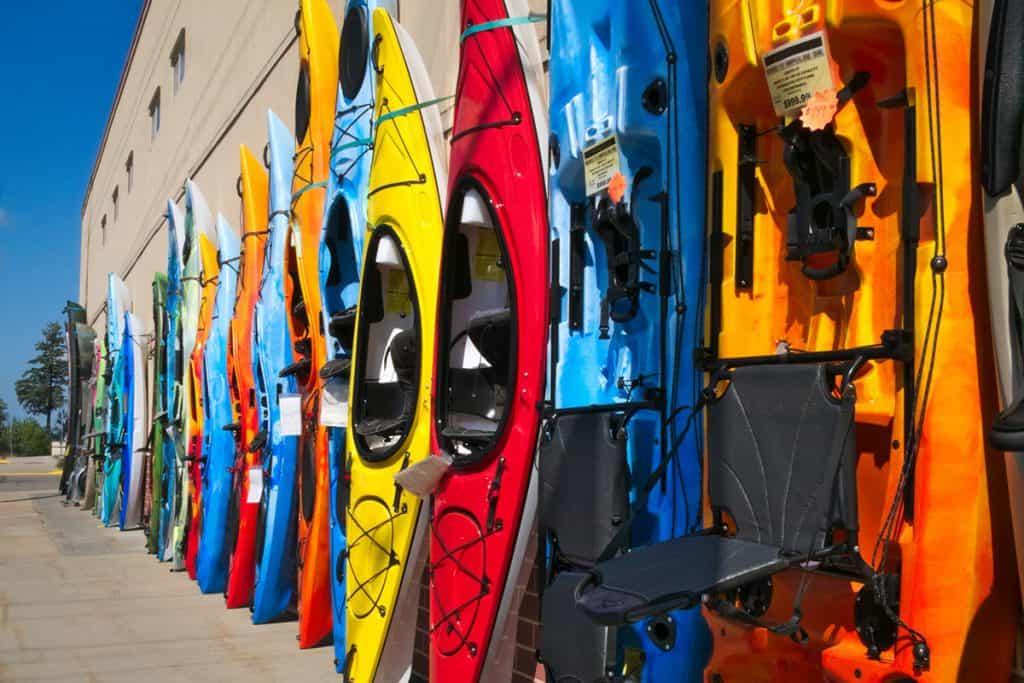 Kayak Brand Retailers List
