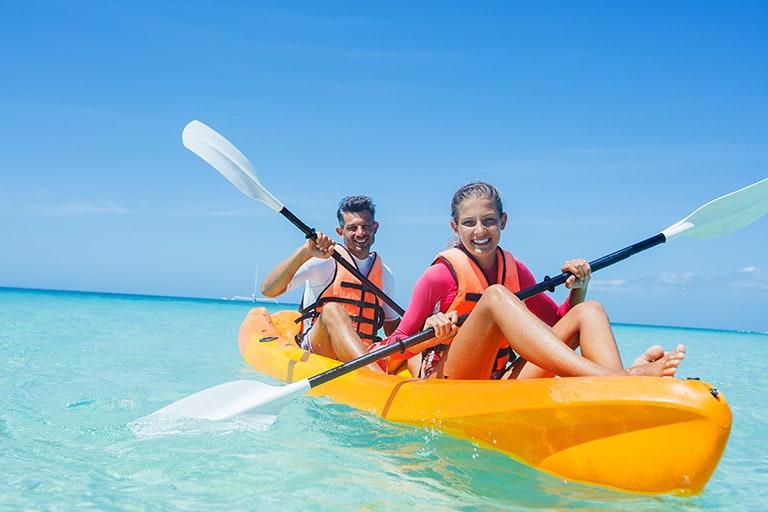 Kayaking Health Benefits - Fun