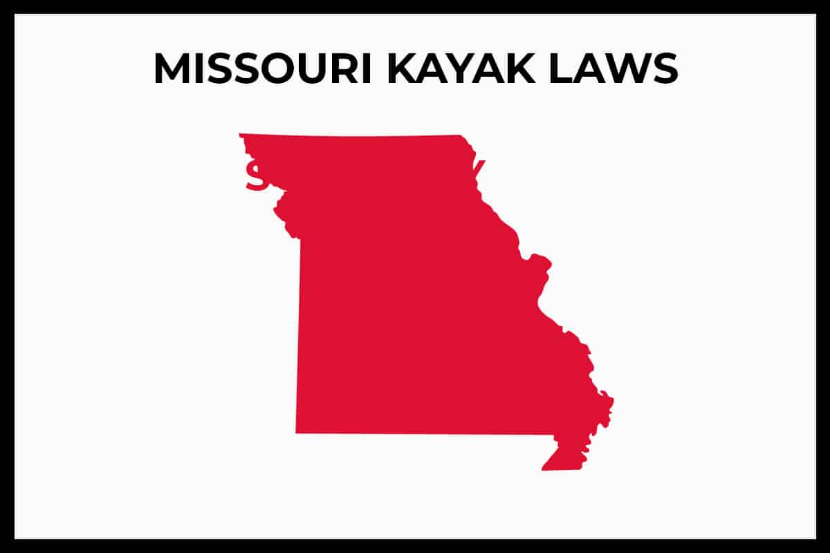 Missouri Kayak Laws - Rules and Regulations