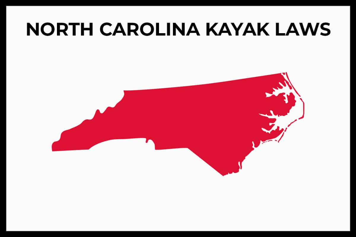 NC Kayak Laws - Rules and Regulations