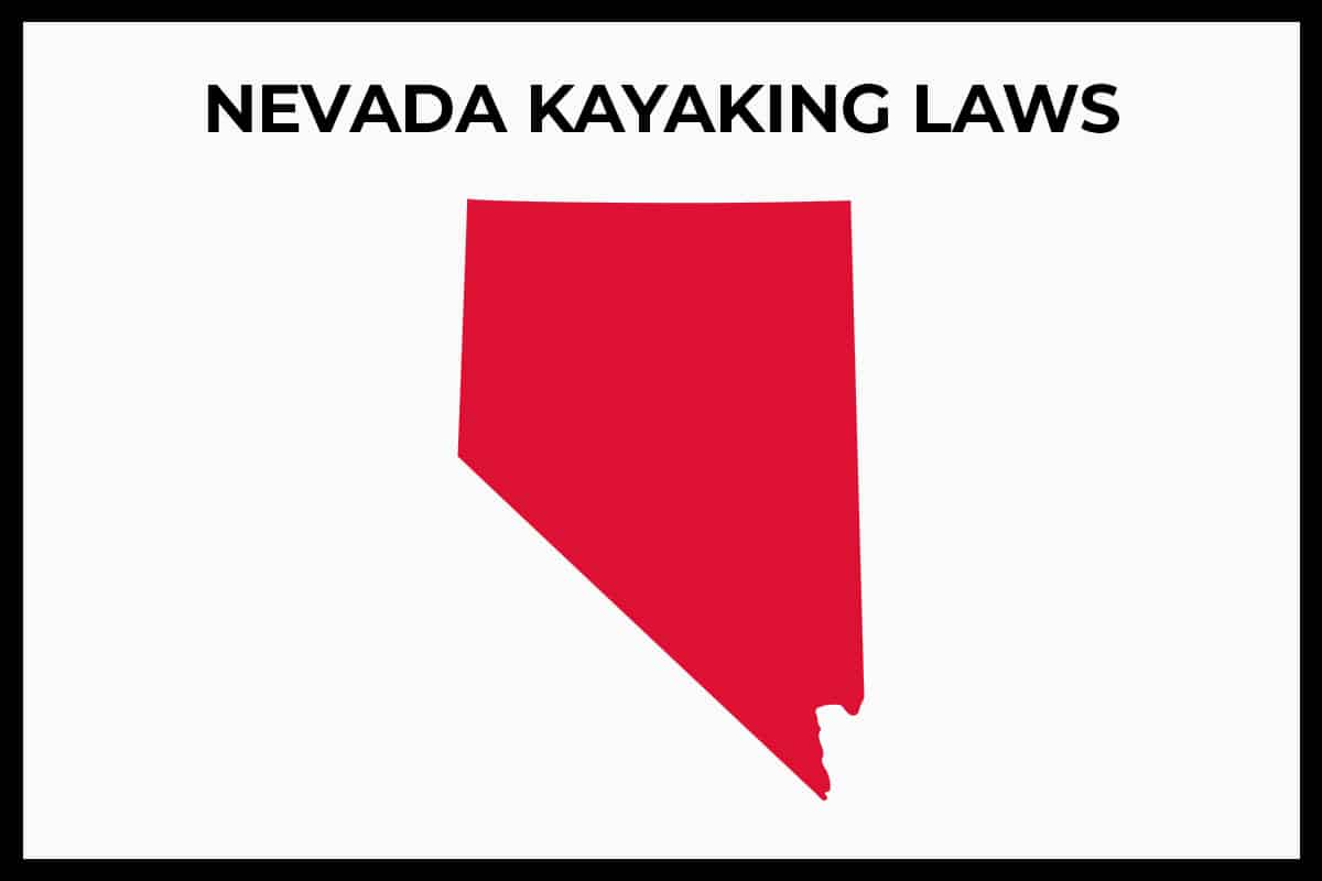 Nevada Kayaking Laws - Rules and Regulations
