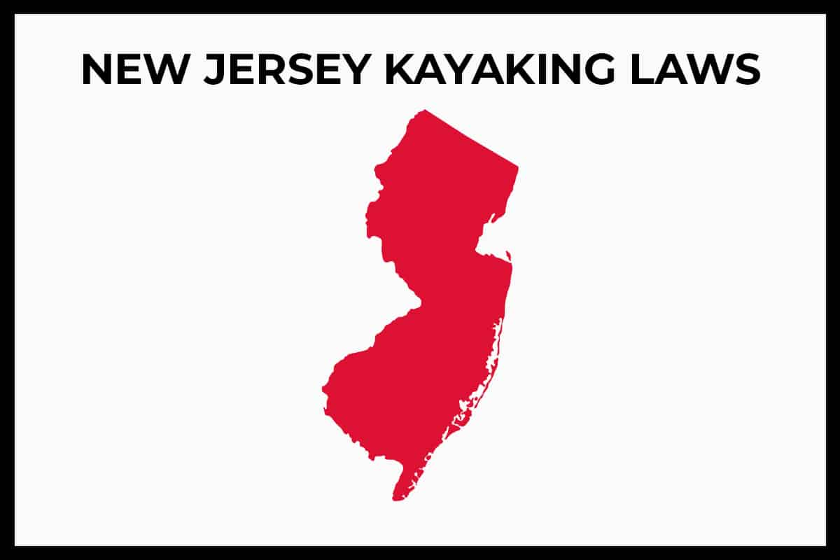 NJ Kayaking Laws - Rules and regulations