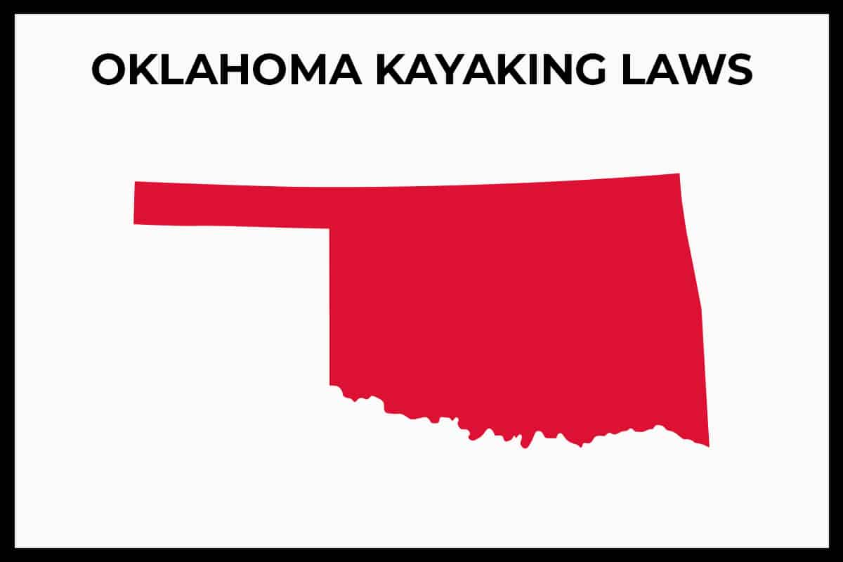 Oklahoma Kayaking Laws - rules and Regulations