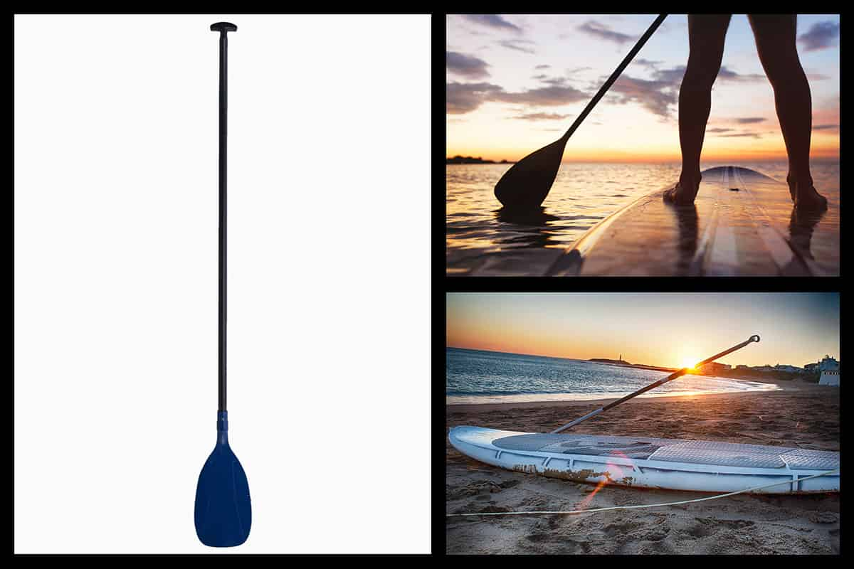 How Long Should a Paddle Board Paddle Be