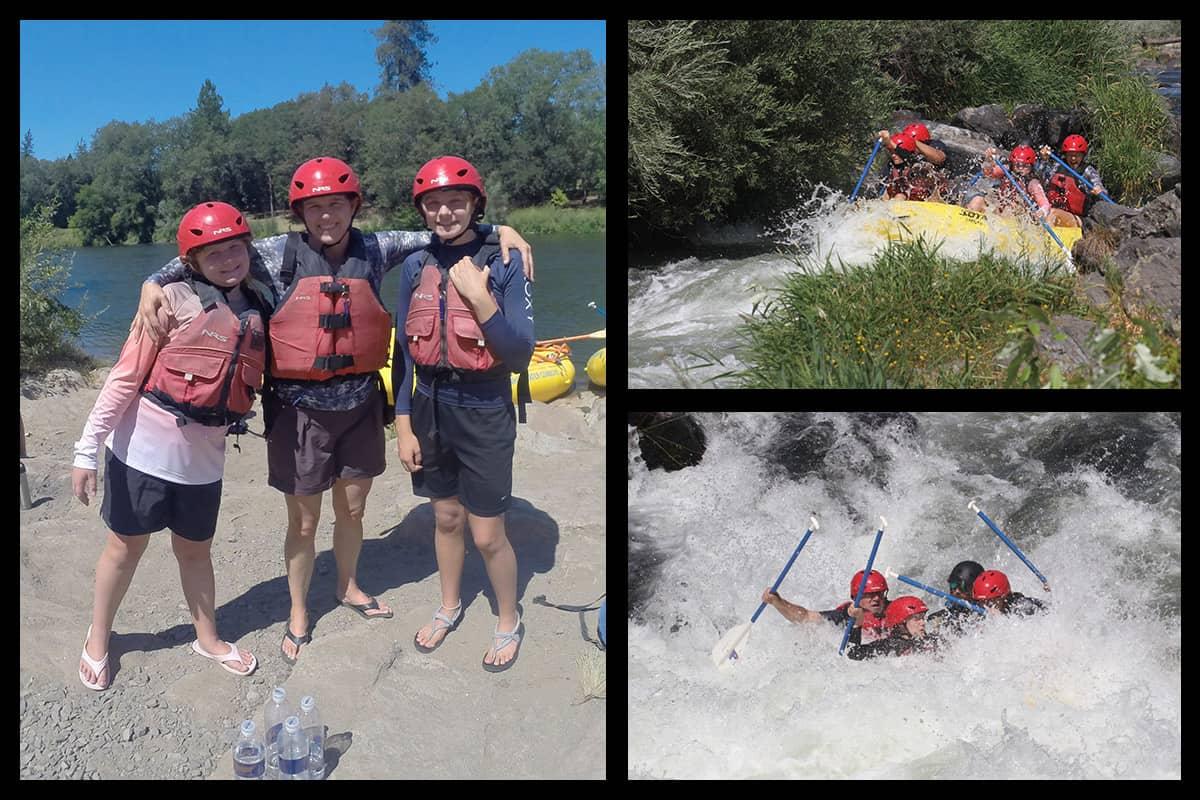 Rogue River Rafting Oregon