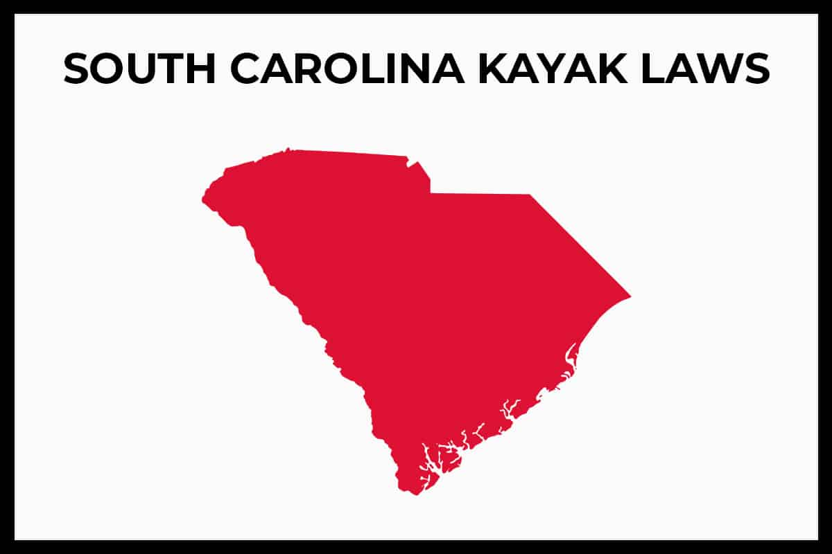 South Carolina Kayaking - Laws Rules and Regulations
