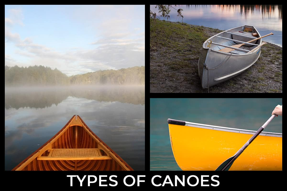 Types of Canoes